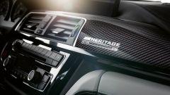 BMW M4 Edition Heritage: la plancia
