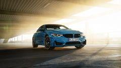 BMW M4 Edition Heritage: Laguna Seca Blue