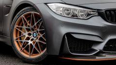 BMW M4 GTS: dettaglio del faro