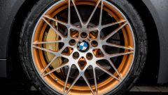 BMW M4 GTS: i cerchi fucinati in alluminio
