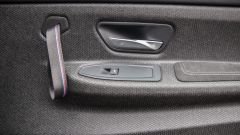 BMW M4 GTS: i rivestimenti sono leggerissimi