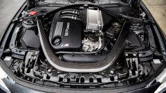 BMW M4 GTS: il motore sviluppa 500 CV e 600 Nm