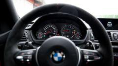 BMW M4 GTS: il quadro strumenti