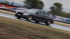 BMW M4 GTS: la precisione di guida è ai massimi livelli