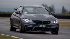 BMW M4 GTS: le modifiche estetiche rispetto alla M4 normale sono evidenti