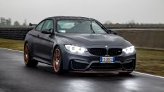 BMW M4 GTS: per lei appena 700 esemplari