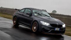 BMW M4 GTS: vista 3/4 anteriore