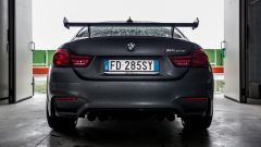 BMW M4 GTS: vista posteriore