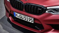 BMW M5 2017 First Edition: dettaglio della calandra