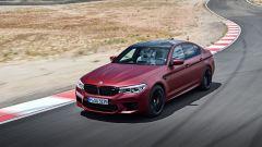 BMW M5 2017 First Edition: vista 3/4 anteriore