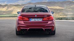 BMW M5 2017 First Edition: vista posteriore