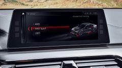 BMW M5 2017: le regolazioni del 4x4