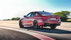 BMW M5 2021: c'è anche la versione M5 Competition