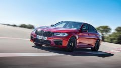 BMW M5 2021: pronta al lancio la nuova super berlina tedesca