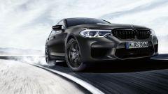 BMW M5 Competition, un V8 da 625 cv