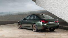 BMW M5 CS 2021, 3/4 posteriore