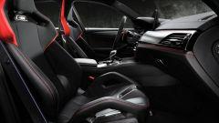 BMW M5 CS 2021, i sedili sono profilatissimi