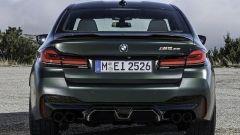 BMW M5 CS 2021, il posteriore