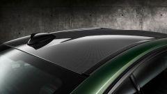 BMW M5 CS 2021, il tetto in carbonio