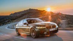 BMW M5 CS 2021, la BMW più potente che ci sia