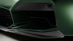 BMW M5 CS 2021, prese d'aria nel fascione