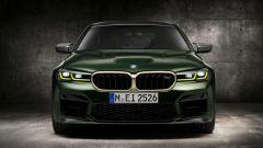 BMW M5 CS 2021, vista anteriore