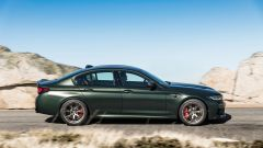 BMW M5 CS 2021, vista laterale