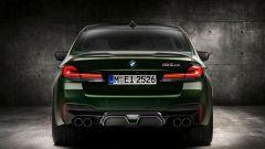 BMW M5 CS 2021, vista posteriore