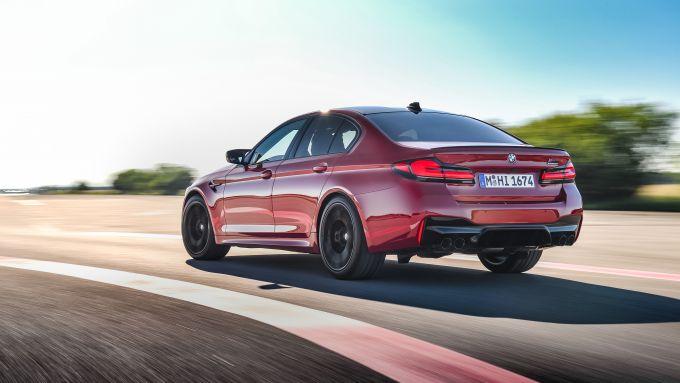 BMW M5: in futuro tutta elettrica?