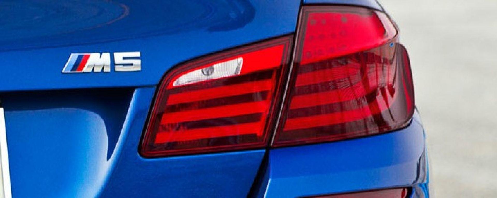 BMW M5: la prossima generazione sarà a trazione integrale