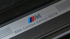 BMW M50th Anniversary Limited Edition: le suv saranno prodotte in tiratura limitata a 75 unità ciascuna