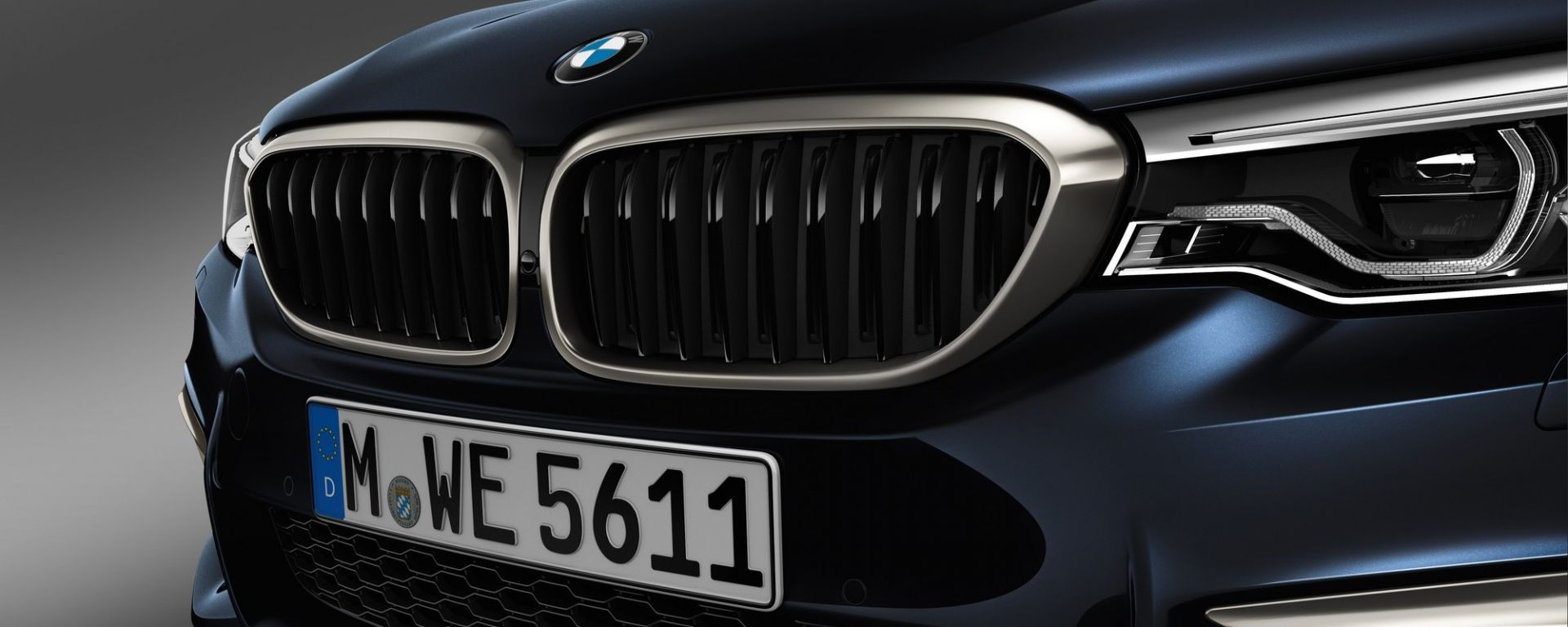 BMW M550d xDrive 2017: dall'estate la Serie 5 a gasolio più veloce di sempre