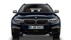 BMW M550d xDrive: ecco il quadriturbo da 400 cv - Immagine: 5