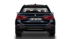 BMW M550d xDrive: ecco il quadriturbo da 400 cv - Immagine: 7