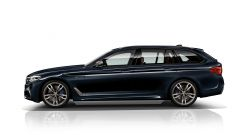 BMW M550d xDrive: ecco il quadriturbo da 400 cv - Immagine: 8