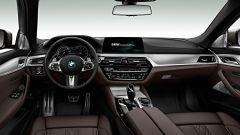 BMW M550d xDrive: ecco il quadriturbo da 400 cv - Immagine: 10