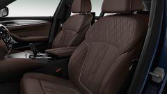 BMW M550d xDrive: ecco il quadriturbo da 400 cv - Immagine: 11
