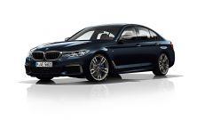 BMW M550d xDrive: ecco il quadriturbo da 400 cv - Immagine: 13