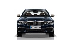 BMW M550d xDrive: ecco il quadriturbo da 400 cv - Immagine: 14