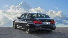 BMW M550i xDrive: il prezzo non è ancora stato comunicato