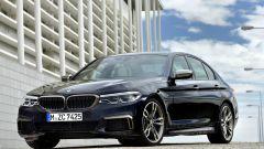 BMW M550i xDrive: la presentazione ufficiale avverrà in occasione del Salone di Detroit 2017