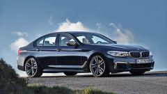 BMW M550i xDrive: quando arriverà rappresenterà la versione più potente della Serie 5, in attesa della M5