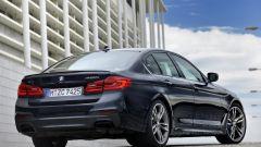 BMW M550i xDrive:l'arrivo nelle concessionarie è previsto per marzo 2017