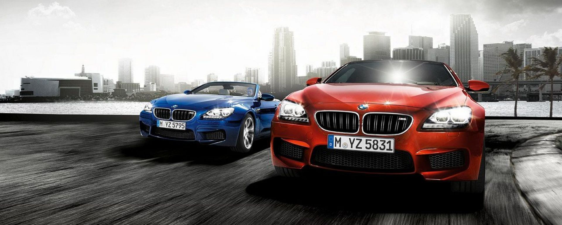 Bmw M6: arriva il Competition package