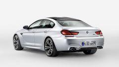 BMW M6 Gran Coupé, nuove foto - Immagine: 86