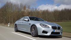 BMW M6 Gran Coupé, nuove foto - Immagine: 2