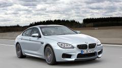 BMW M6 Gran Coupé, nuove foto - Immagine: 29