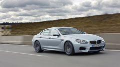 BMW M6 Gran Coupé, nuove foto - Immagine: 28