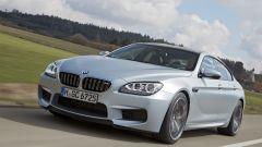 BMW M6 Gran Coupé, nuove foto - Immagine: 32