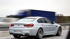 BMW M6 Gran Coupé, nuove foto - Immagine: 33